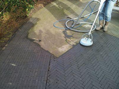 Laat uw terras of vlonder reinigen door Chem-Dry Ramaker Hoogeveen