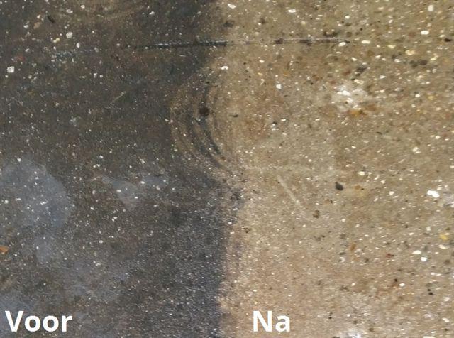 betonnenvloer reinigen